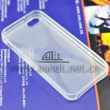 X line case for iPhone 5 5G soft tpu cheap case