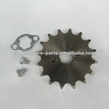 high quality china front motorcycle sprocket