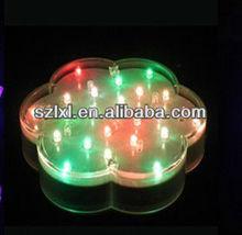 "6"" LED Centerpiece Base Light For Vase"