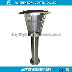 Stainless steel outdoor solar garden light(SL31011)