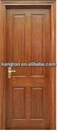 Mahogany Engineered solid Wooded interior door-KD04A