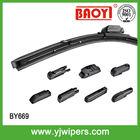 soft rubber multifunctional windscreen wiper