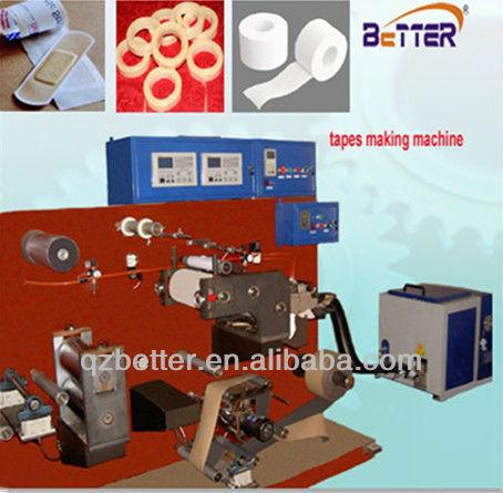 Hot melt adhesive tape coating machine Hot melt glue tape coating machine
