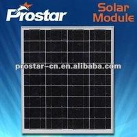 mono bipv solar panel 100w