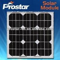 high quality monocrystalline solar panel modules/monokristallin