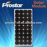 high-quality monocrystalline silicon 125*125 235w pv solar module