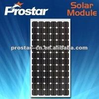 high quality flexible solar panel 130w