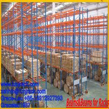 Commercial Sheet Metal Storage Rack