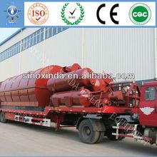 Latest Type of XINDA XD/10CAP tyre pyrolysis plant in pakistan