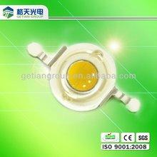 CCT2900-3200K warm white Bridgelux chip 45mil high power 3w led chip