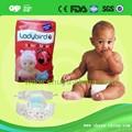Desechable transpirable del pañal del bebé pañales pañales pañales