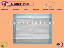 2012 the New Nursing Under pad Surgical Under Pad