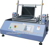 LCD TV noteboook Hinge Torque folding endurance testing machine