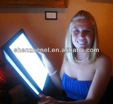 el lighted menu for restaurant / LED menus / leather menus