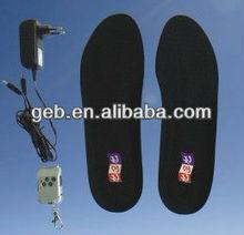 Ricaricabile termo suole/soletta riscaldata/piede più caldo