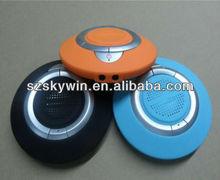 2012 hot sell new design fasion style portable speaker