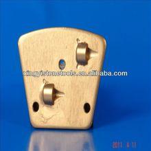 Concrete sharp PCD epoxy removal tool 2PCD