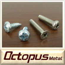 Carbon Steel Fixing Counter Sunk Screw