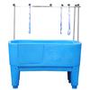 colorful plastic dog bathing tub/ H-111