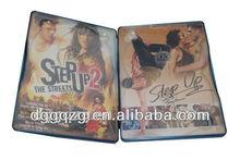 rectangular CD tin