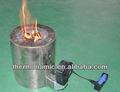 thermoelektrischen generator für pellete biomasse oder holz kochherd