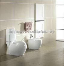 Environmental protection savingwater design sanitary ware toilet/K-A20001