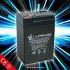sealed lead acid battery 6v 4ah solar power storage battery
