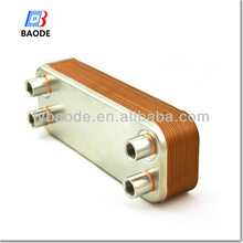 BL95 Series Copper Brazed Plate Heat Exchanger (Equal Alfa Laval CB76/AC120EQ) For Refrigeration Equipment