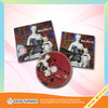 8cm mini CD/DVD replication and full color printing