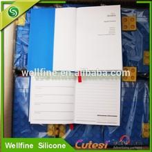 2014 calendar block design pocket diary in A6 size