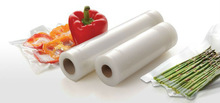 Air-ventilated vacuum food rolls,2 rolls value pack