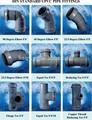 pvc tuberías sanitarias accesorios