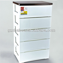 first class plastic storage cabinets with 5 drawers 2829