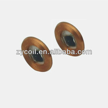 Miniature induction coil use in airphone accessories