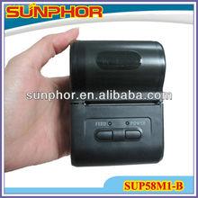 58mm Handheld Thermal Printer used for smartphones,tablets