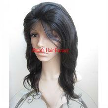 wholesale virgin silk base brazilian hair lace front for black women