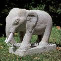 Stone Animal Elephant Statue Sculpture For Sale