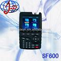 Dvb-s digital por satélite metros buscador sf600