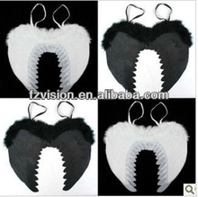 Child And Teen Feather Boa Fairy Angel Wings