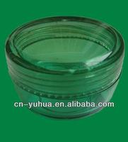 25ml mini plastic empty jar for cosmetic