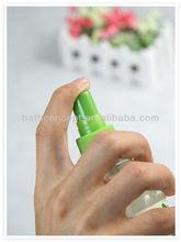 Mini disposable repellent mosquito spray