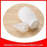 Manual baby vacuum nasal aspirator