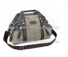 large travel men's messenger bag