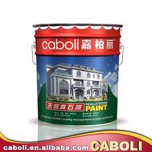 China Caboli Exterior Tough Liquid Granite Stone Paint