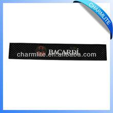 Bacardi High Quality Customized Soft PVC Bar Mat