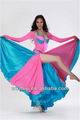 2014 nueva llegada de la alta calidad de carnaval de disfraces danza del vientre trajes de vestir para mujeres venta al por mayor, De China Wuchieal QC 2069