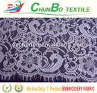 beaded lace embroidery fabric for wedding dress