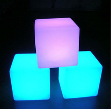 Multicolor LED Glow Ice Cube