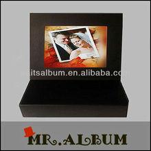 modern sense photo frame box for wedding in China