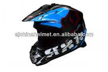 DOT/ECE Fiberglass Off Road Helmet YF-E1